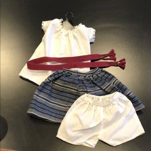 Authentic American Girl Serafina clothes